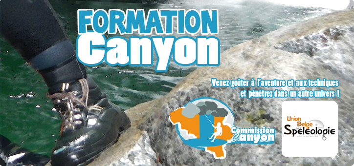 Formation canyon 2019